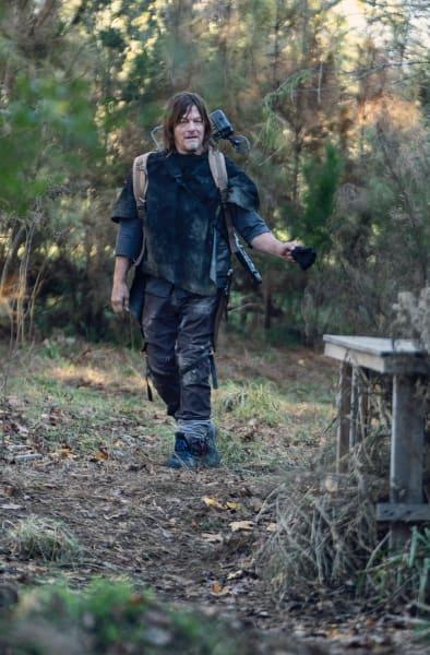 Daryl, The Walking Dead saison 10 épisode 18