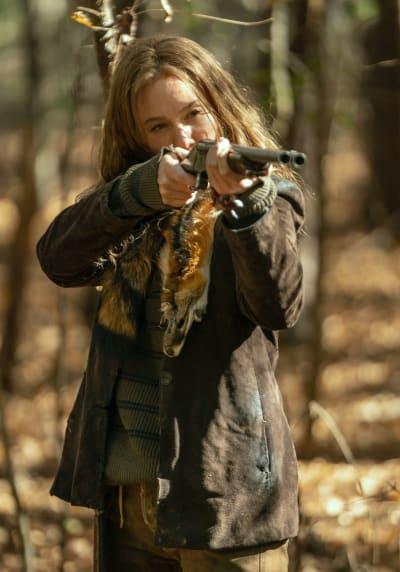 Leah, The Walking Dead saison 10 épisode 18