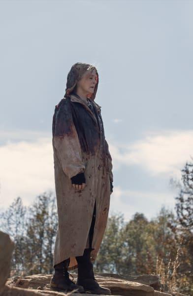 Carol, The Walking Dead saison 10 épisode 16