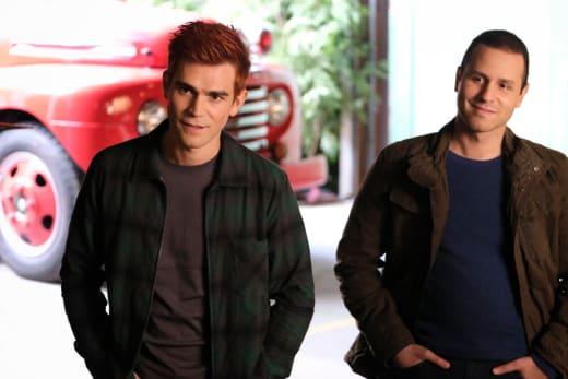 Les pompiers volontaires - Riverdale saison 5 épisode 7