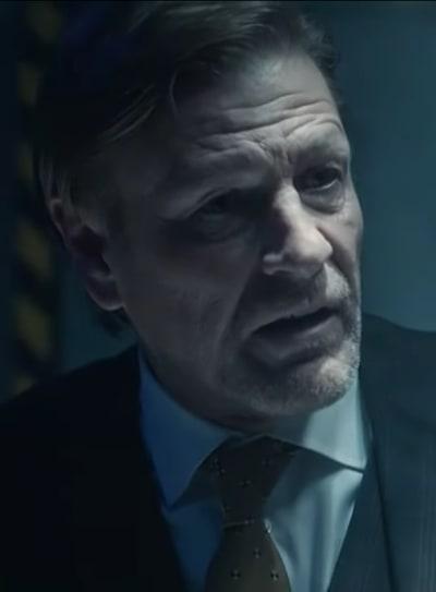 Mr.Wilford - Snowpiercer saison 2 épisode 8