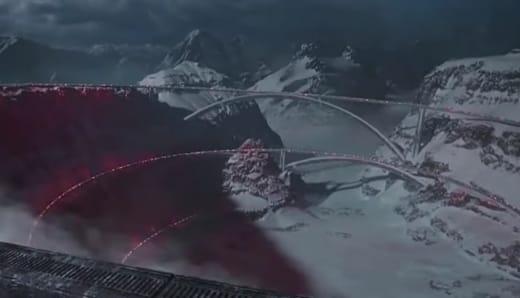 S'éclairer en rouge - Snowpiercer saison 2 épisode 7