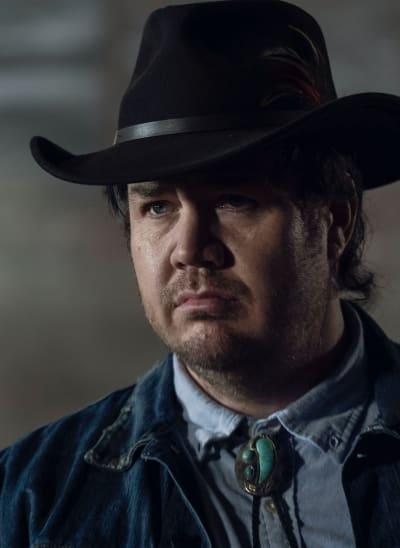 Eugene fait un vœu - The Walking Dead saison 10 épisode 20