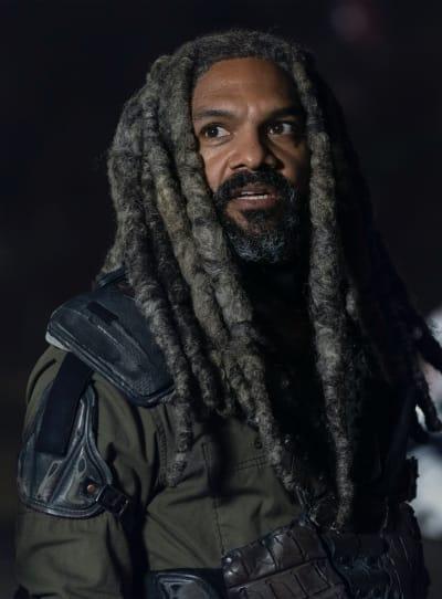 Ezekiel fait un plan - The Walking Dead saison 10 épisode 20