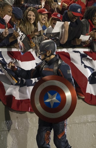 Votre nouveau Captain America - The Falcon and The Winter Soldier Saison 1 Episode 2