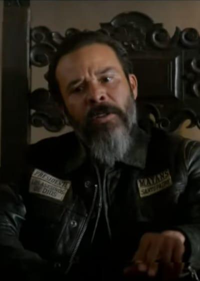 Bishop veut des réponses - Mayans MC Saison 3 Episode 4