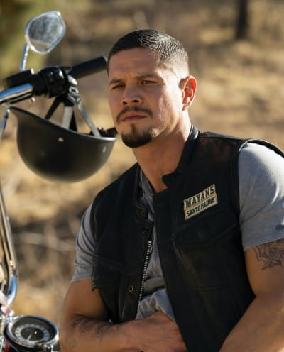 EZ in Pain - Mayans MC Saison 3 Episode 6