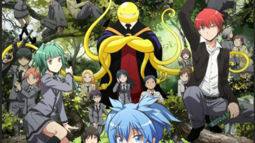 comment finit assassination classroom