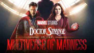 tournage terminé de doctor strange in the multiverse of madness