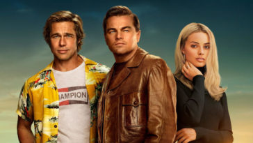 Once Upon a Time in Hollywood, film de Quentin Tarantino