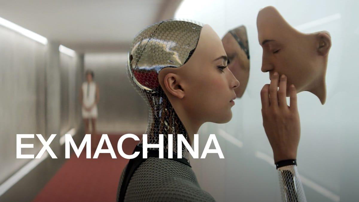 Ex Machina-Netflix
