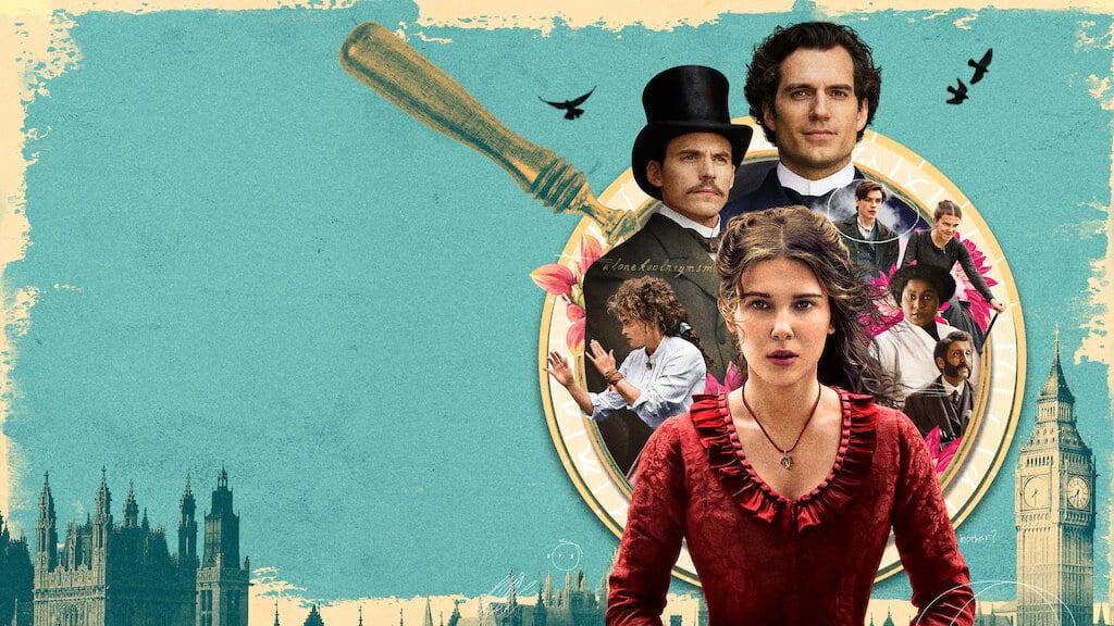 Enola Holmes - Netflix