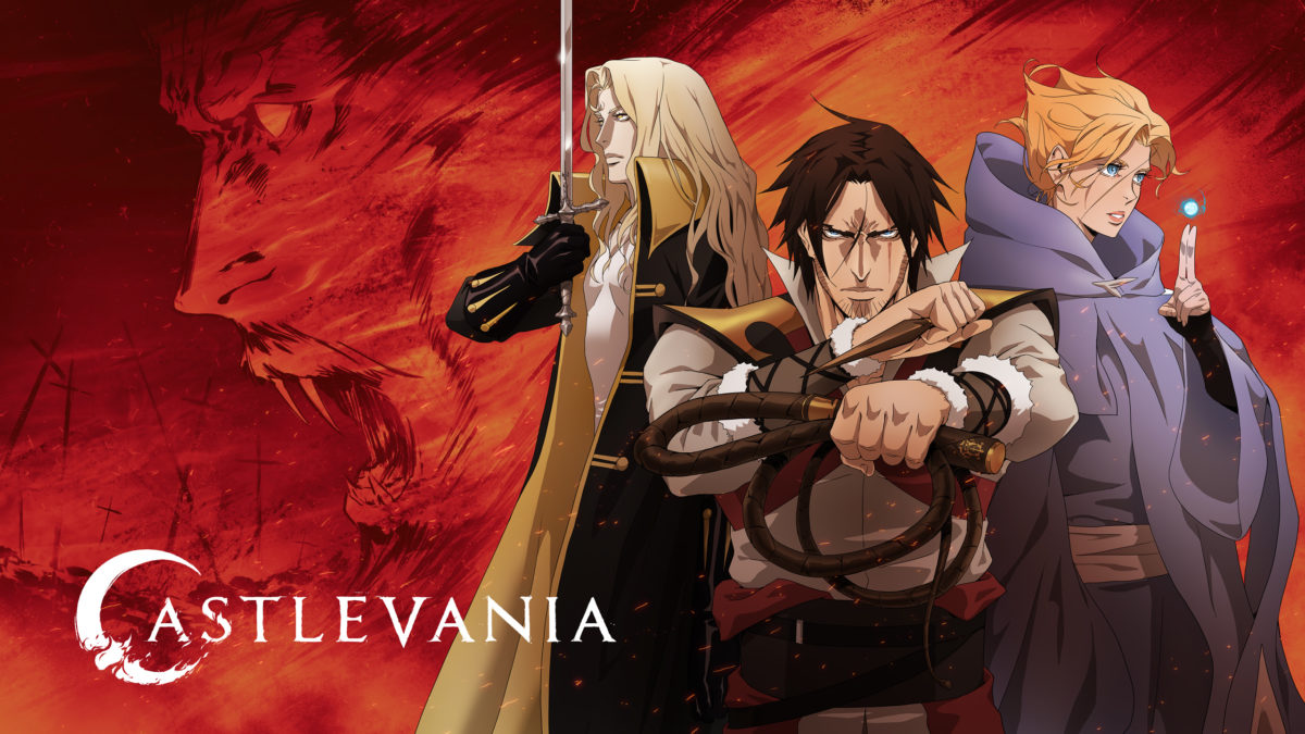 Castlevania saison 4