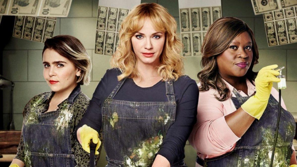 Good Girls saison 4