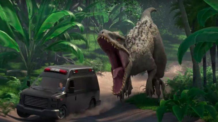 Jurassic World La Colo du crétacé saison 3