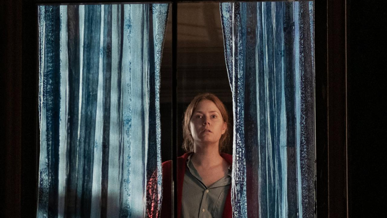 La Femme à la fenêtre-Amy Adams