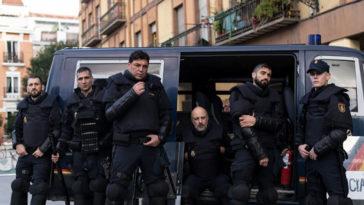 meilleure série espagnole Antidisturbios