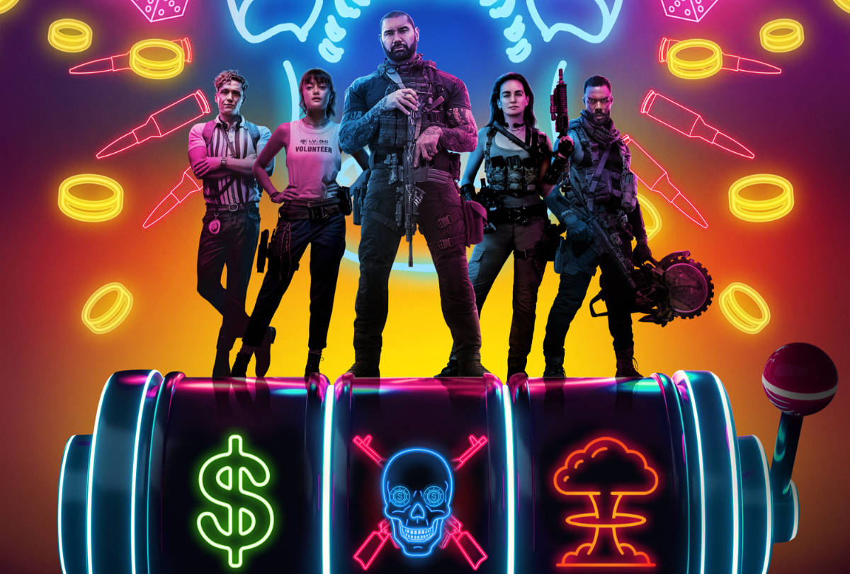 Army of the Dead sur Netflix