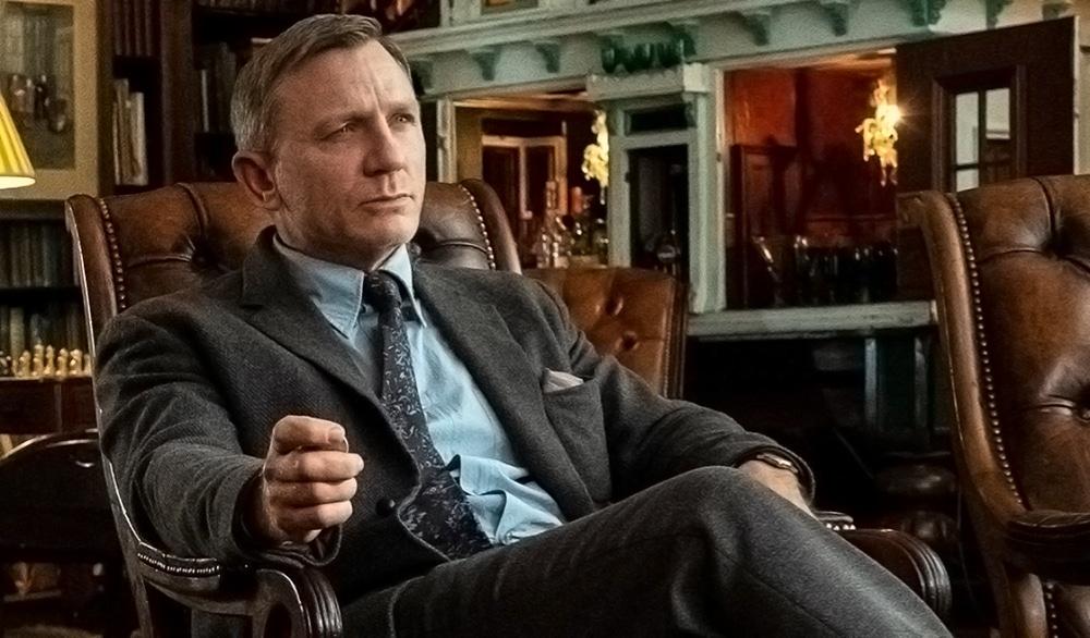 Daniel Craig joue le rôle de Benoit Blanc