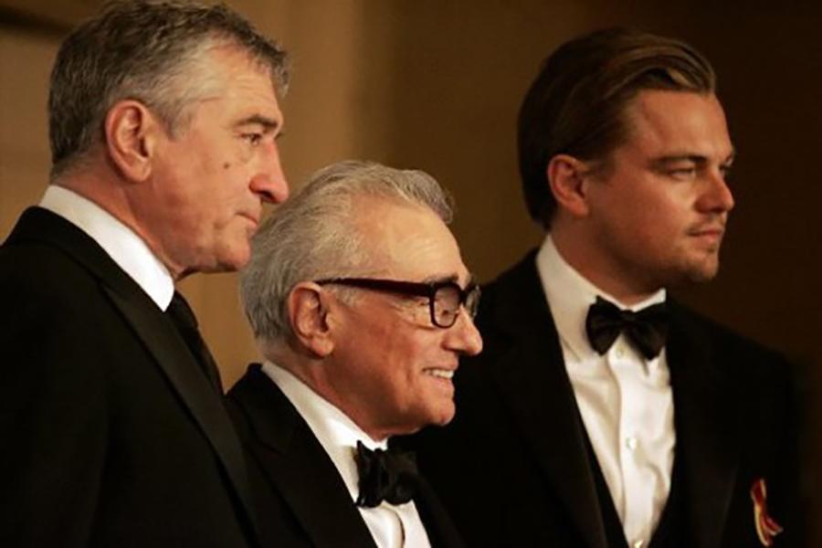 Robert De Niro, Martin Scorsese et Leonardo DiCaprio de nouveau réunis pour Killers of the flower moon