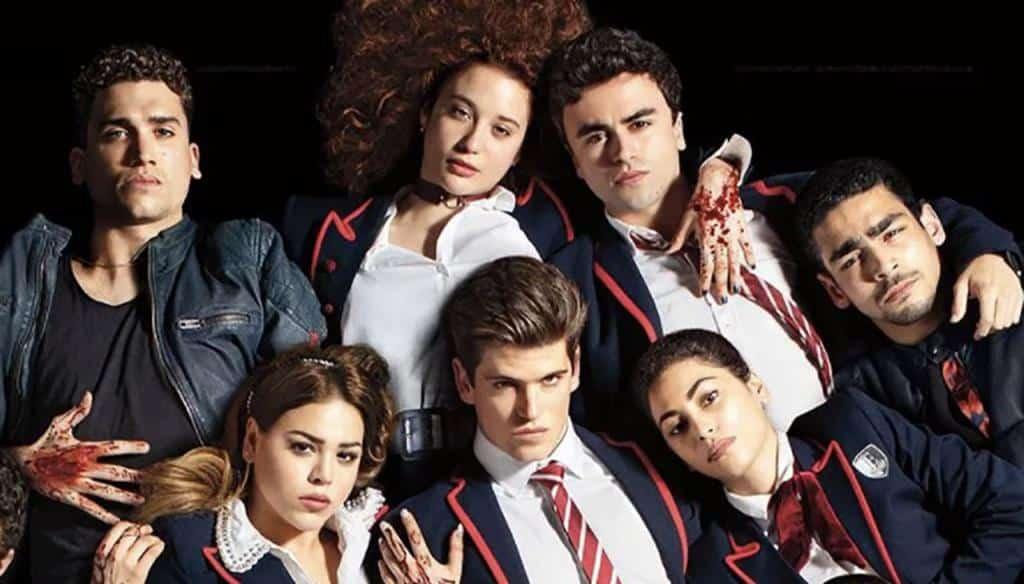 Elite saison 4 - Netflix
