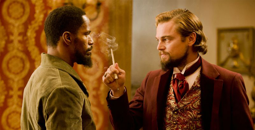 Leonardo DiCaprio dans Django Unchained