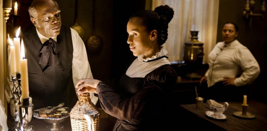 Kerry Washington incarne Broomhilda dans Django Unchained