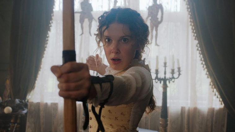 Millie Bobby Brown reprend son rôle dans Enola Holmes 2