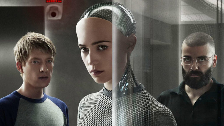 Ex Machina Netflix