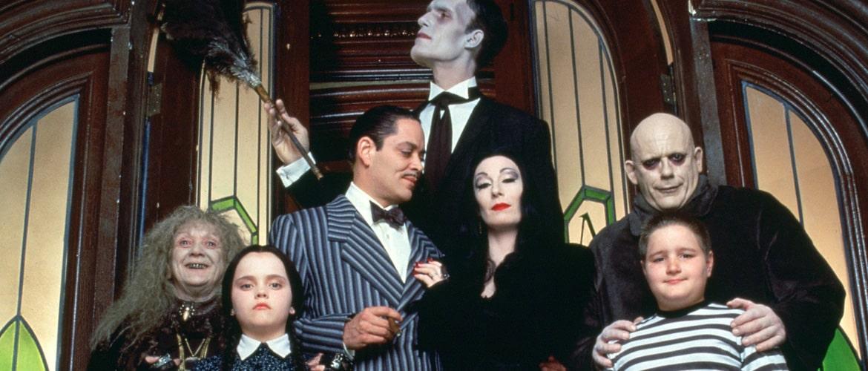La famille Addams-série Netflix