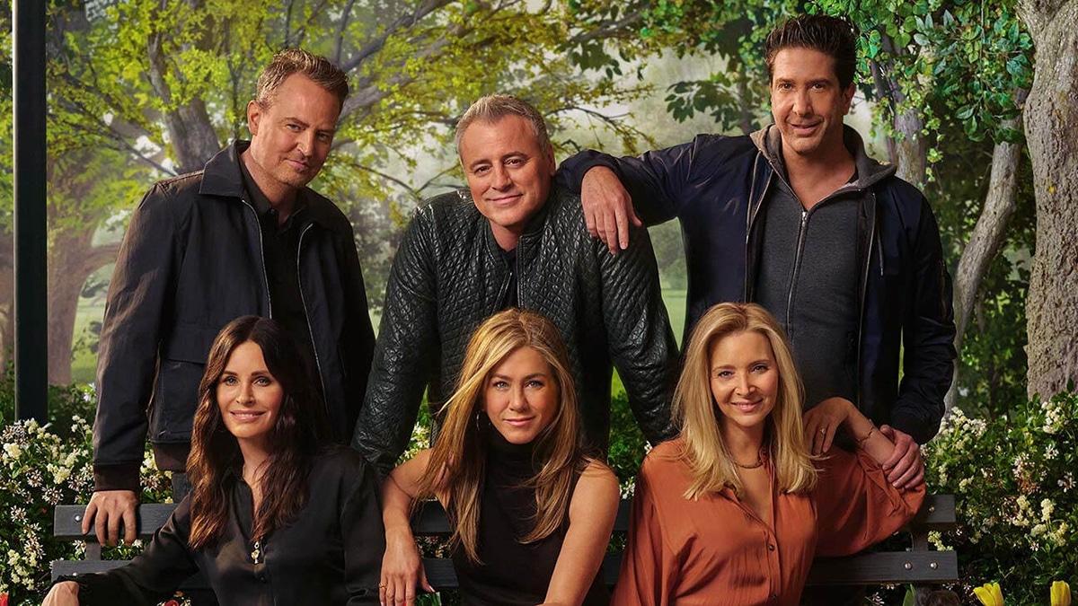 Friends reunion, épisode spécial, nouvelles images
