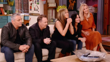 Friends the reunion sera diffusé sur TF1 en France