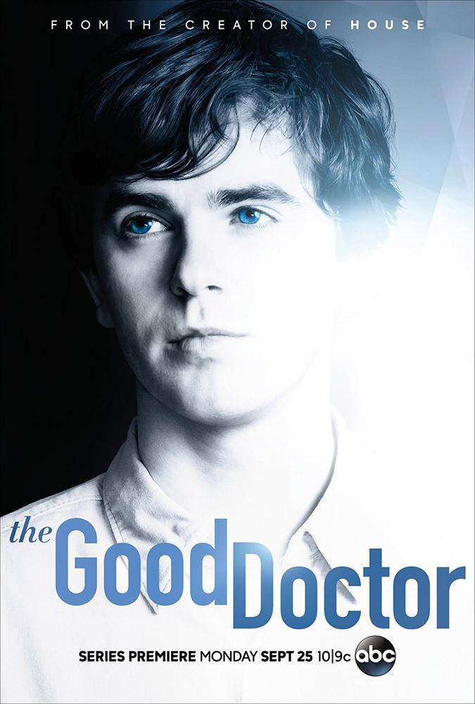 affiche de la série Good Doctor