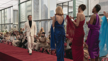 Halston, série de mode sur netflix