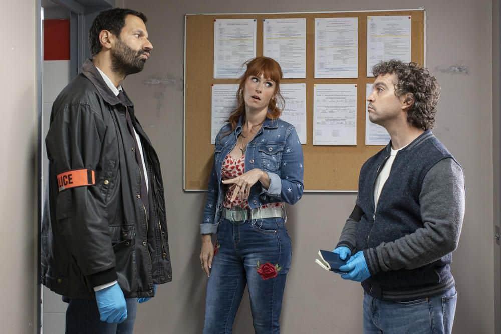 HPI saison 2 - TF1