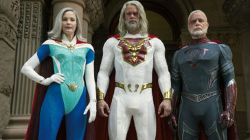 Jupiter's Legacy est différente des séries Marvel et DC