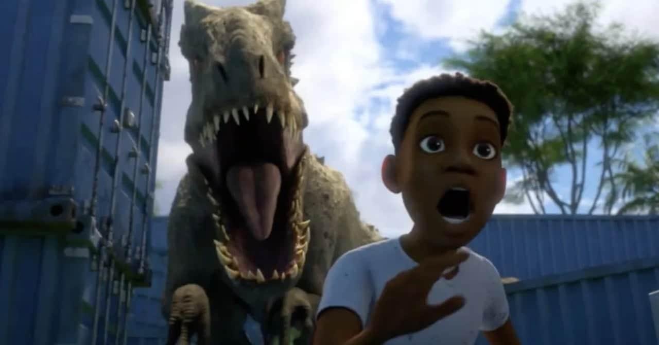 Jurassic World - Le Camp du crétacé saison 3