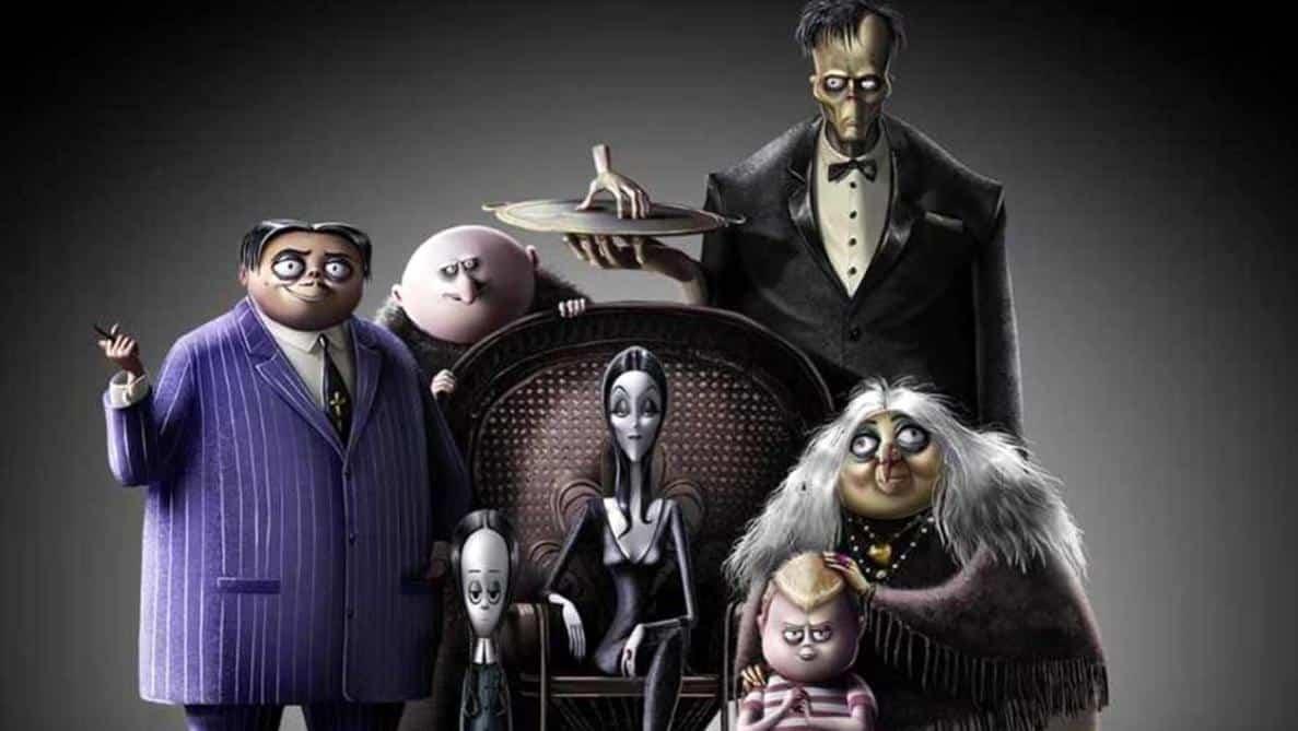 La Famille Addams - série Netflix