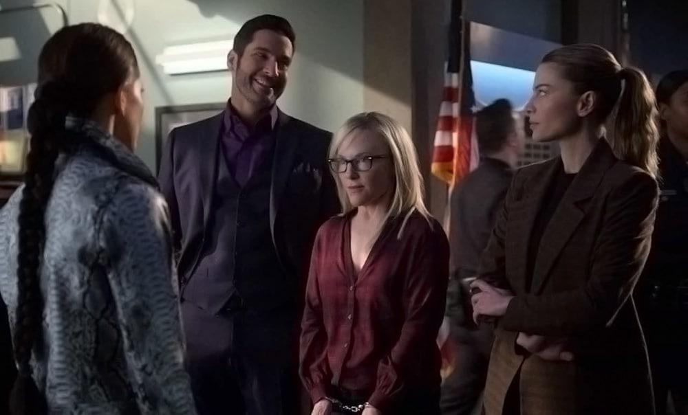Lucifer saison 5b, nouveaux personnages