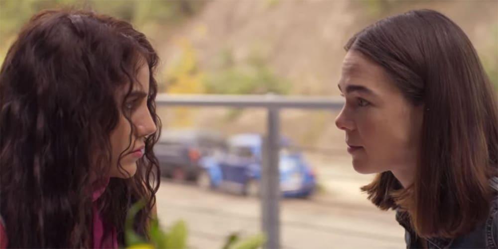 Marifer et Sara dans Qui a tué Sara saison 2