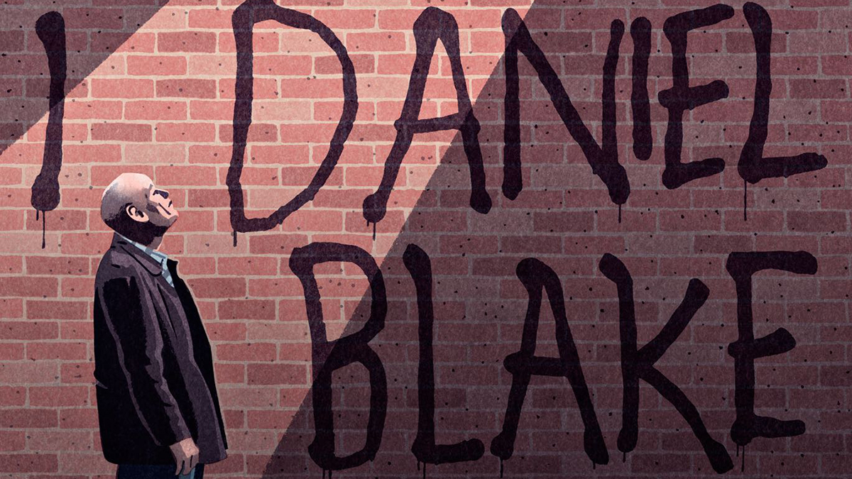 Moi, Daniel Blake sur Arte