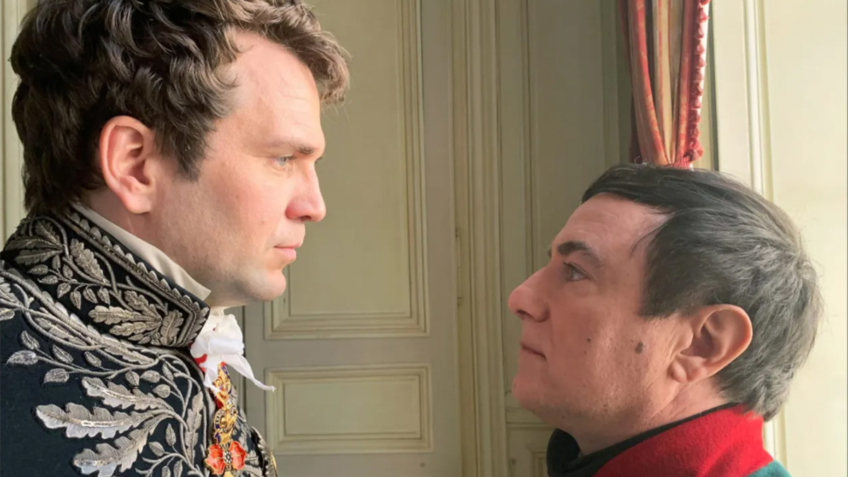 Napoléon face à Metternich dans le documentaire Arte