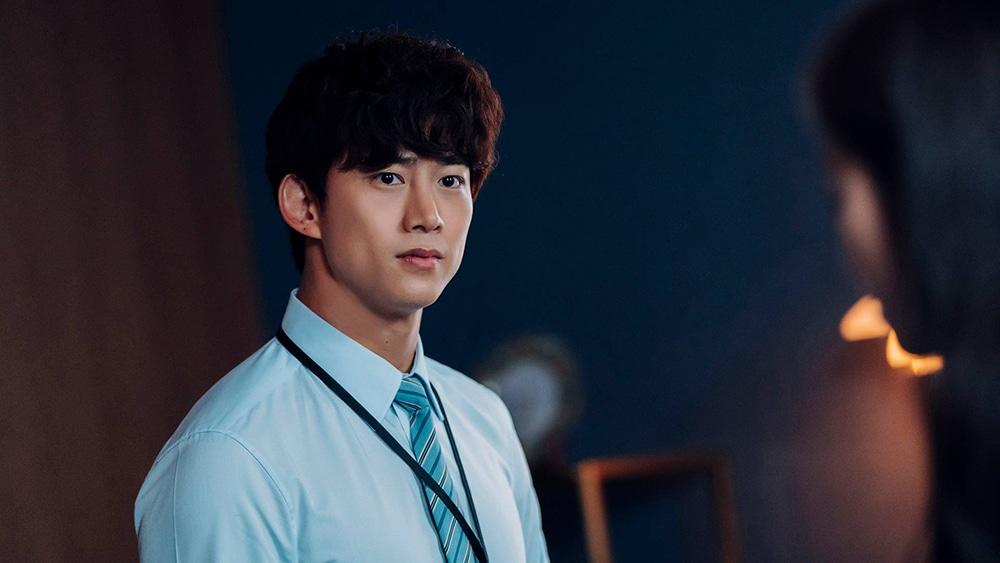 Ok Tae Yeon dans le rôle de Jun-woo dans Vincenzo sur Netflix