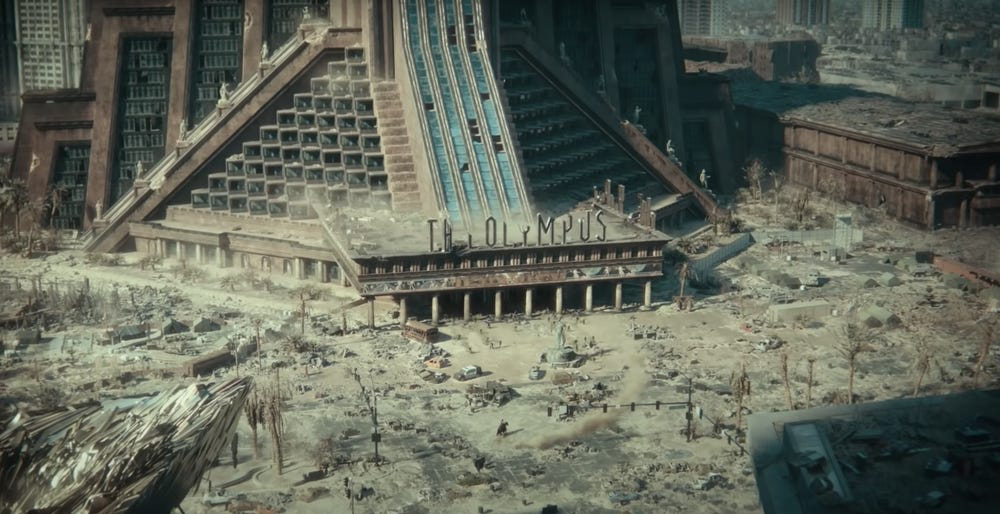Olympus casino dans Army of the Dead
