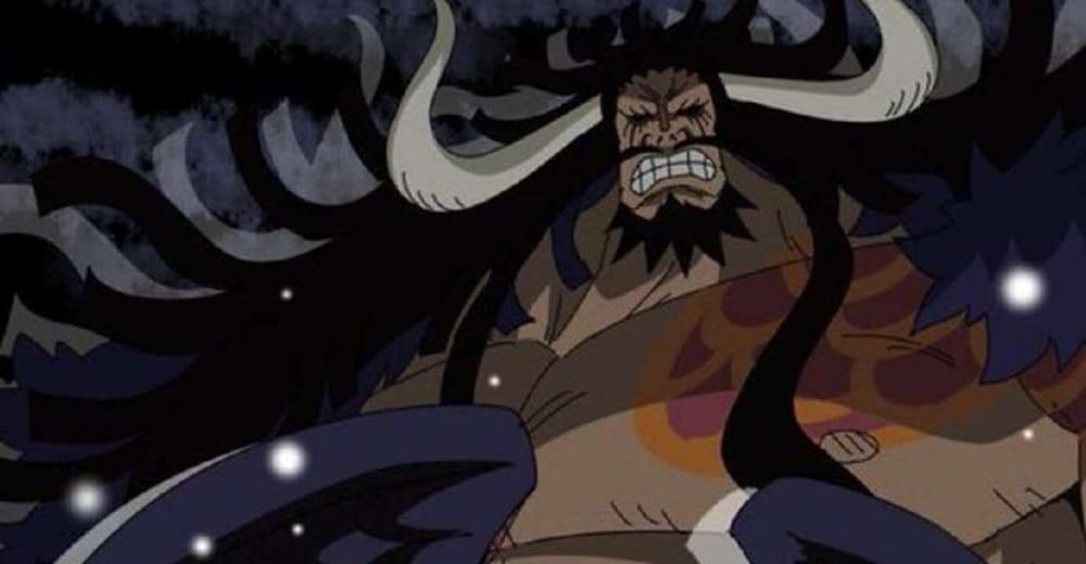 Kaïdo dans One Piece