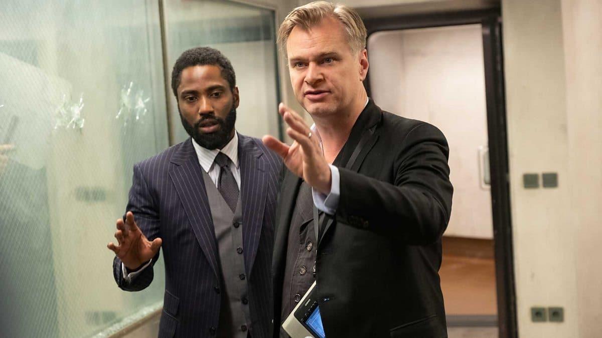 Christopher Nolan-Tenet