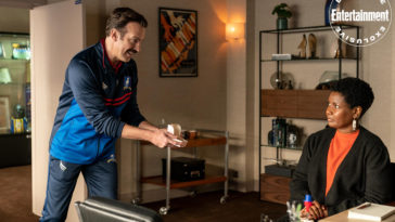 aperçu de Sharon dans la saison 2 de Ted Lasso