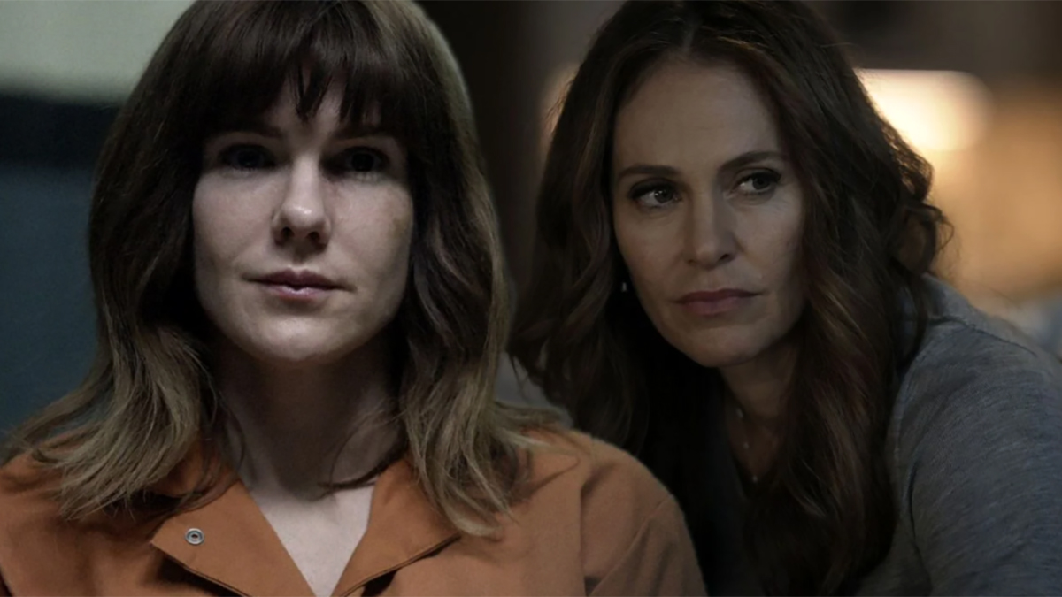 Lily Rabe et Amy Brenneman