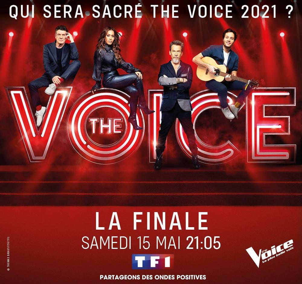 finale de the voice 2021 le 15 mai