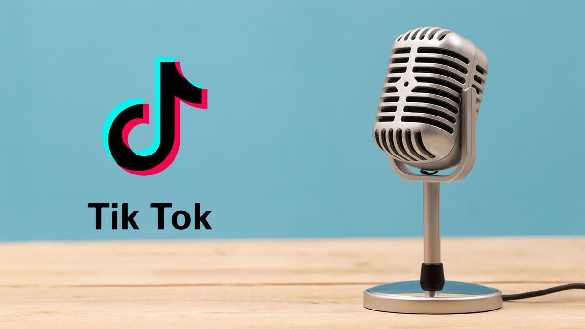 changement de voix de synthèse sur TikTok